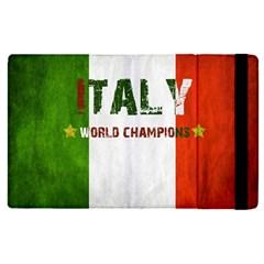 Football World Cup Apple Ipad Pro 9 7   Flip Case by Valentinaart
