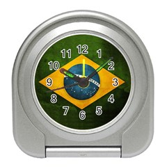 Football World Cup Travel Alarm Clocks by Valentinaart