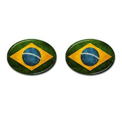 Football World Cup Cufflinks (oval) by Valentinaart