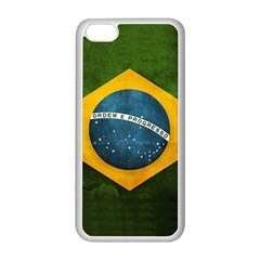 Football World Cup Apple Iphone 5c Seamless Case (white) by Valentinaart