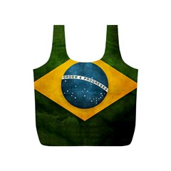 Football World Cup Full Print Recycle Bags (s)  by Valentinaart