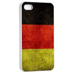 Football World Cup Apple Iphone 4/4s Seamless Case (white) by Valentinaart