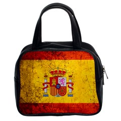 Football World Cup Classic Handbags (2 Sides) by Valentinaart