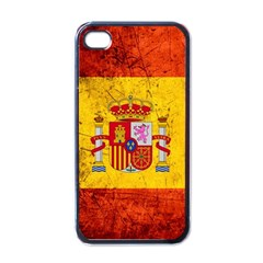 Football World Cup Apple Iphone 4 Case (black) by Valentinaart
