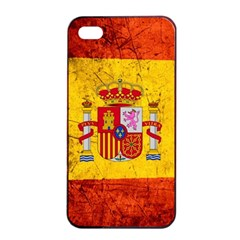 Football World Cup Apple Iphone 4/4s Seamless Case (black) by Valentinaart