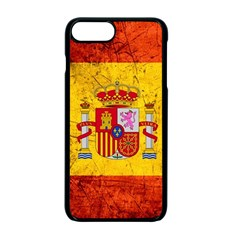 Football World Cup Apple Iphone 7 Plus Seamless Case (black) by Valentinaart