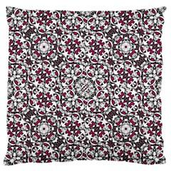 Boho Bold Vibrant Ornate Pattern Standard Flano Cushion Case (one Side) by dflcprints