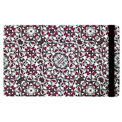 Boho Bold Vibrant Ornate Pattern Apple Ipad Pro 9 7   Flip Case by dflcprints