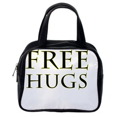 Freehugs Classic Handbags (one Side)