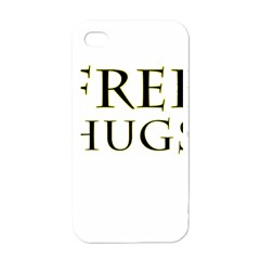 Freehugs Apple Iphone 4 Case (white) by cypryanus