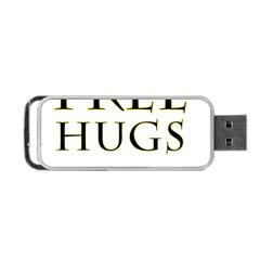 Freehugs Portable Usb Flash (two Sides) by cypryanus