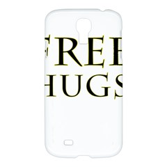 Freehugs Samsung Galaxy S4 I9500/i9505 Hardshell Case by cypryanus