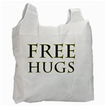 Freehugs Recycle Bag (One Side) Front