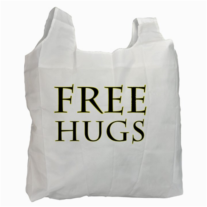 Freehugs Recycle Bag (One Side)