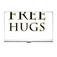 Freehugs Business Card Holders by cypryanus