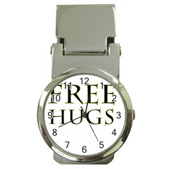 Freehugs Money Clip Watches by cypryanus