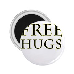 Freehugs 2 25  Magnets by cypryanus