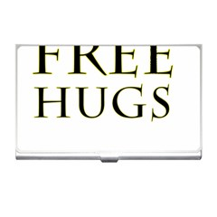 Freehugs Business Card Holders by cypryanus