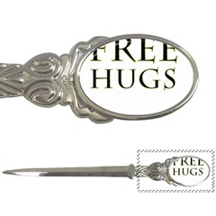Freehugs Letter Openers by cypryanus