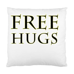 Freehugs Standard Cushion Case (one Side) by cypryanus