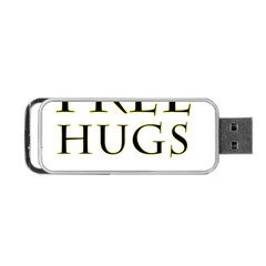 Freehugs Portable Usb Flash (two Sides) by cypryanus
