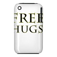 Freehugs Iphone 3s/3gs by cypryanus