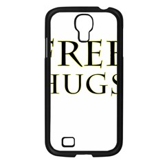 Freehugs Samsung Galaxy S4 I9500/ I9505 Case (black) by cypryanus