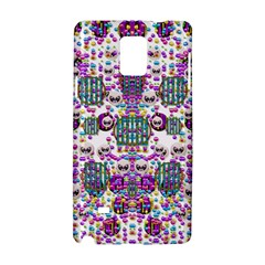 Alien Sweet As Candy Samsung Galaxy Note 4 Hardshell Case by pepitasart