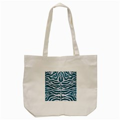 Skin2 White Marble & Teal Leather Tote Bag (cream) by trendistuff