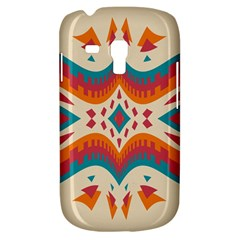 Symmetric Distorted Shapes                        Samsung Galaxy Ace Plus S7500 Hardshell Case by LalyLauraFLM