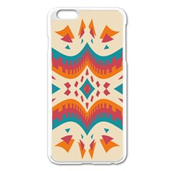 Symmetric Distorted Shapes                        Apple Iphone 6/6s Leather Folio Case by LalyLauraFLM