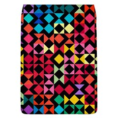 Colorful Rhombus And Triangles                          Samsung Galaxy Grand Duos I9082 Hardshell Case by LalyLauraFLM