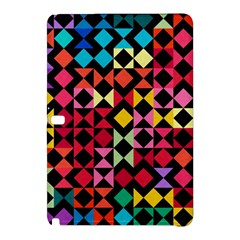 Colorful Rhombus And Triangles                          Nokia Lumia 1520 Hardshell Case by LalyLauraFLM