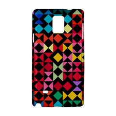 Colorful Rhombus And Triangles                          Apple Iphone 6 Plus/6s Plus Leather Folio Case by LalyLauraFLM