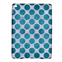 Circles2 White Marble & Teal Brushed Metal (r) Ipad Air 2 Hardshell Cases by trendistuff