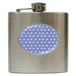 xmas0050 Hip Flask (6 oz)