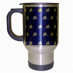 xmas0050 Travel Mug (Silver Gray)