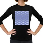xmas0050 Women s Long Sleeve Dark T-Shirt