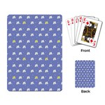 xmas0050 Playing Cards Single Design
