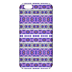 Vintage Striped Ornate Pattern Iphone 6 Plus/6s Plus Tpu Case by dflcprints