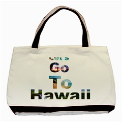 Hawaii Basic Tote Bag by Howtobead
