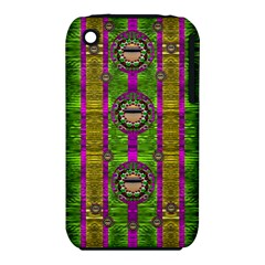 Sunset Love In The Rainbow Decorative Iphone 3s/3gs by pepitasart