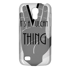 It s A Vulcan Thing Galaxy S4 Mini by Howtobead
