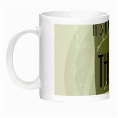 Vulcan Thing Night Luminous Mugs by Howtobead