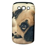 Pouty Pug case Samsung Galaxy S III Classic Hardshell Case (PC+Silicone)