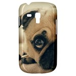 Pouty Pug case Galaxy S3 Mini