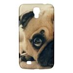 Pouty Pug case Samsung Galaxy Mega 6.3  I9200 Hardshell Case