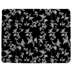 Dark Orquideas Floral Pattern Print Jigsaw Puzzle Photo Stand (rectangular) by dflcprints