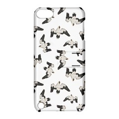 Birds Pattern Photo Collage Apple Ipod Touch 5 Hardshell Case With Stand by dflcprints