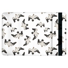 Birds Pattern Photo Collage Ipad Air Flip by dflcprints
